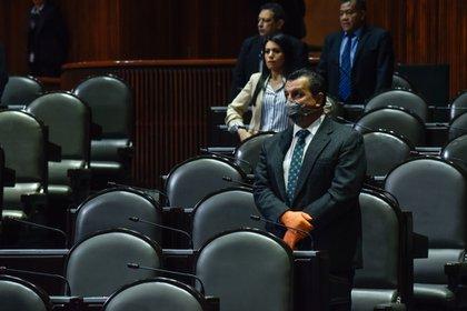 Se descartó que algún legislador haya dado positivo desde entonces (Foto: Cuartoscuro)