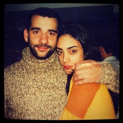 20 años no es nada: Martina Gusmán y Pablo Trapero, en su primer foto  juntos