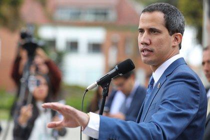 El gobierno interino de Juan Guaidó envió a la ONU un informe que revela los brutales abusos de las fuerzas militares del régimen de Maduro en la frontera con Colombia (EFE/ Carlos Ortega)