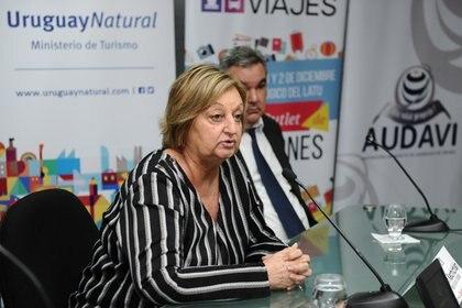 Liliam Kechichian, ministra de Turismo