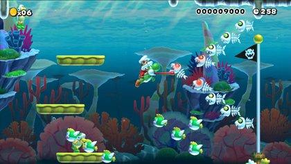 Super Mario Maker tiene como premisa permitirle al usuario crear sus propios niveles