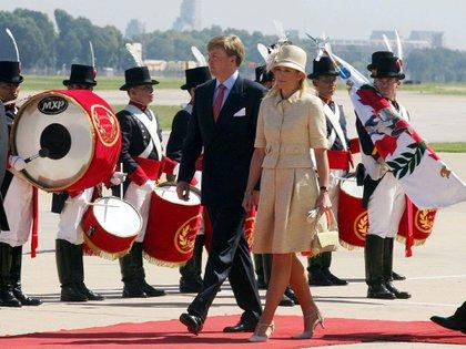 Aún como príncipes visitando Buenos Airess (Shutterstock)