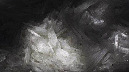 El cristal es una droga con gran auge en esa zona del país (Foto: AP)