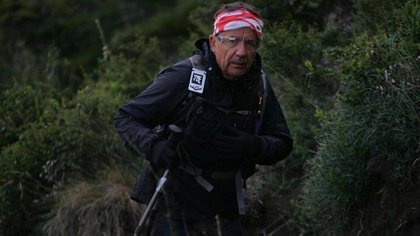 Peter Czanyo corrió cuatro veces el Cruce de los Andes y completó la carrera del desierto de Atacama