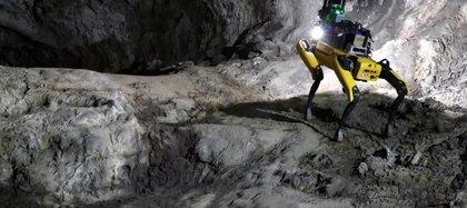 Au-Spot fue desarrollado para explorar Marte (NASA/JPL-Caltech)