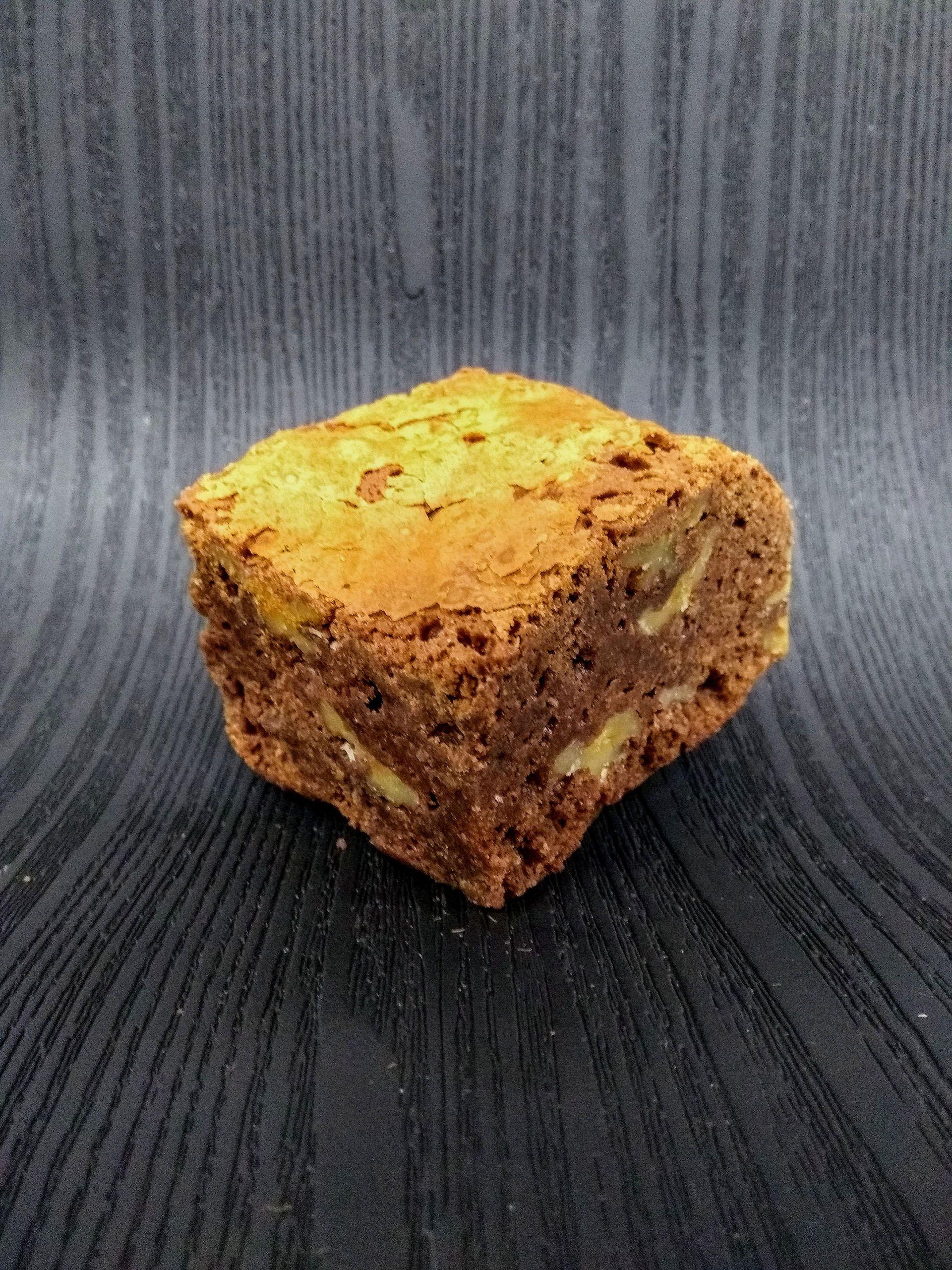 Brownie clásico, por Juan Lallana