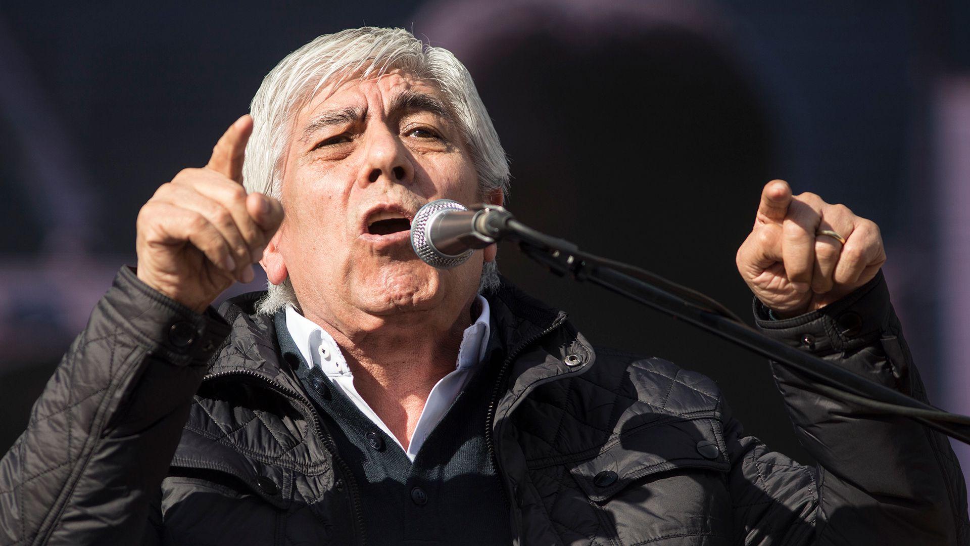 Hugo Moyano (NA)