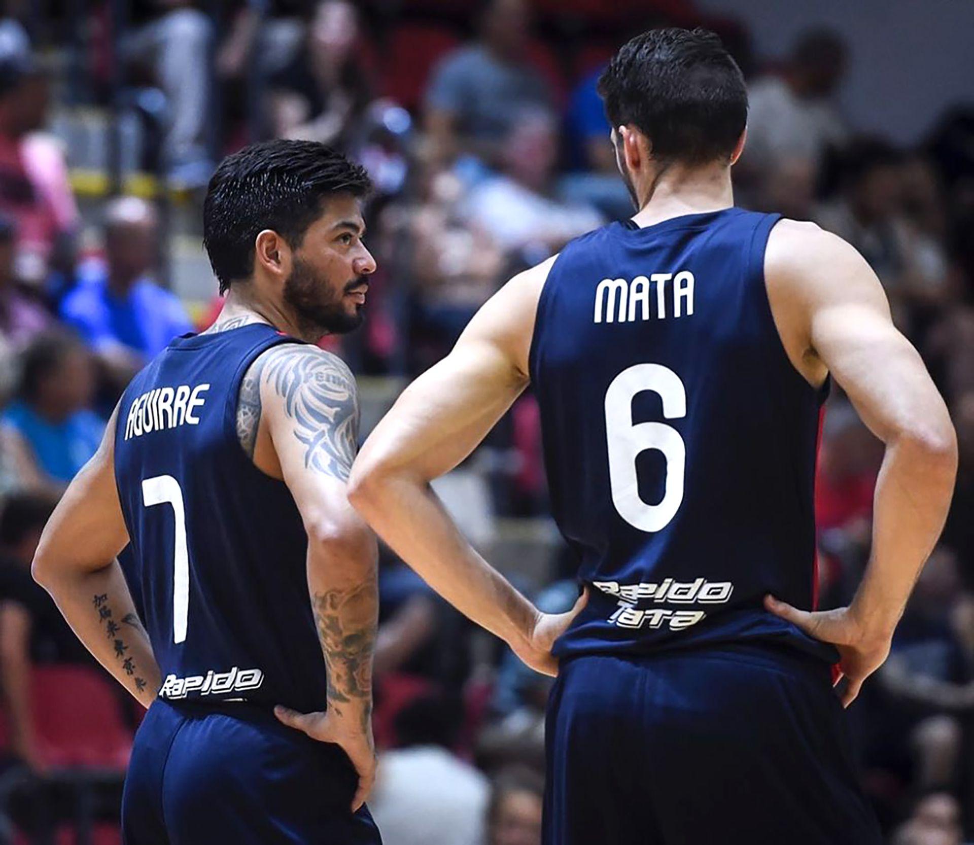 Mantener a Aguirre y Mata, una de las claves en San Lorenzo (@caslabasquet)