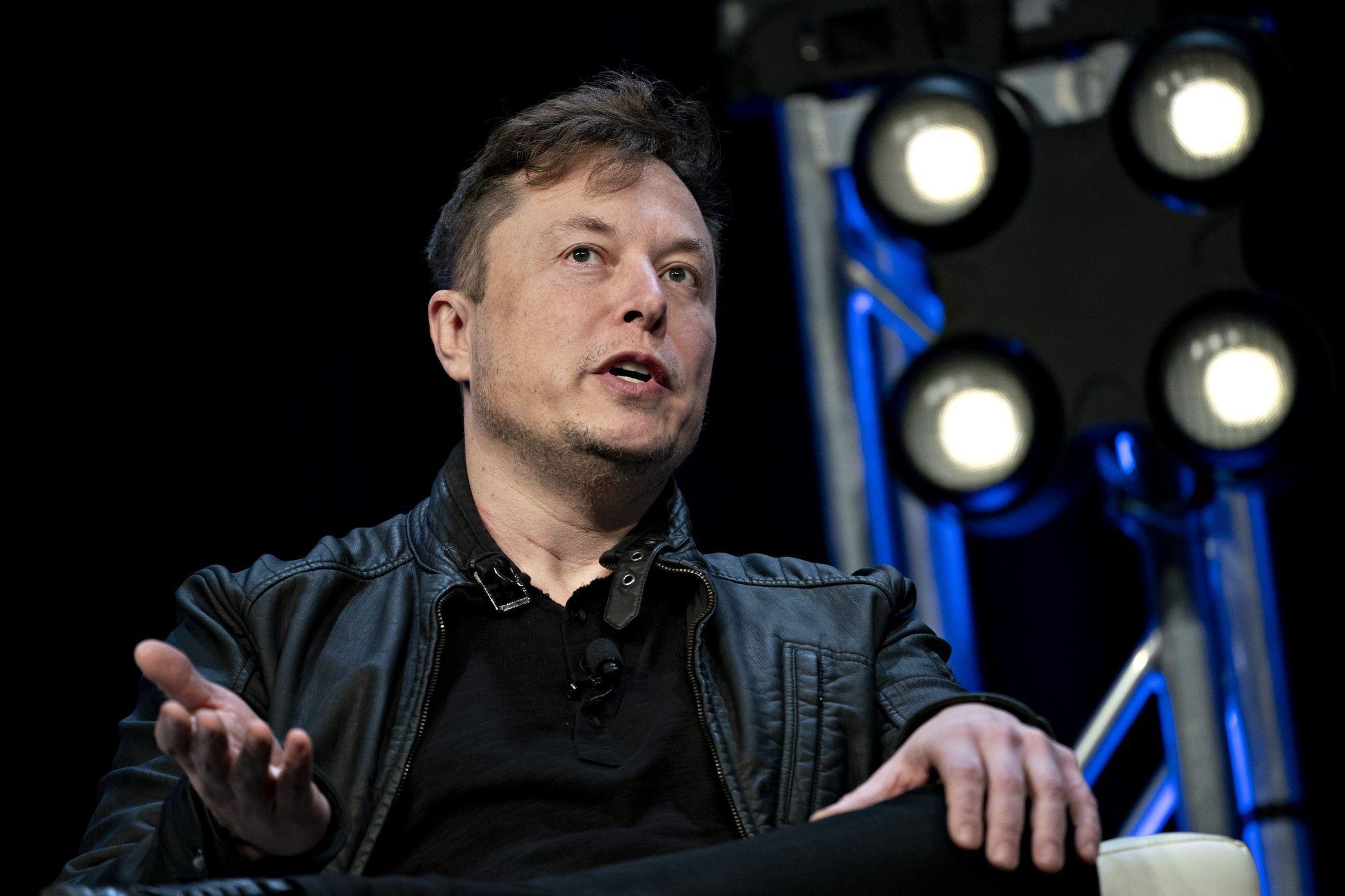 Elon Musk, fundador de SpaceX y CEO de Tesla