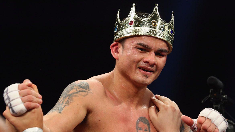 Maidana le gana a Broner y obtiene el título mundial peso wélter de la AMB (AFP)
