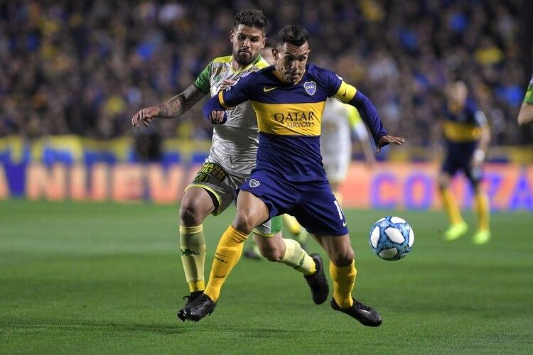 Boca derrotó por 2 a 0 a Aldosivi