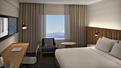 El modelo de condo-hotel permite a inversores individuales ser dueños de un inmueble y socios de un negocio hotelero