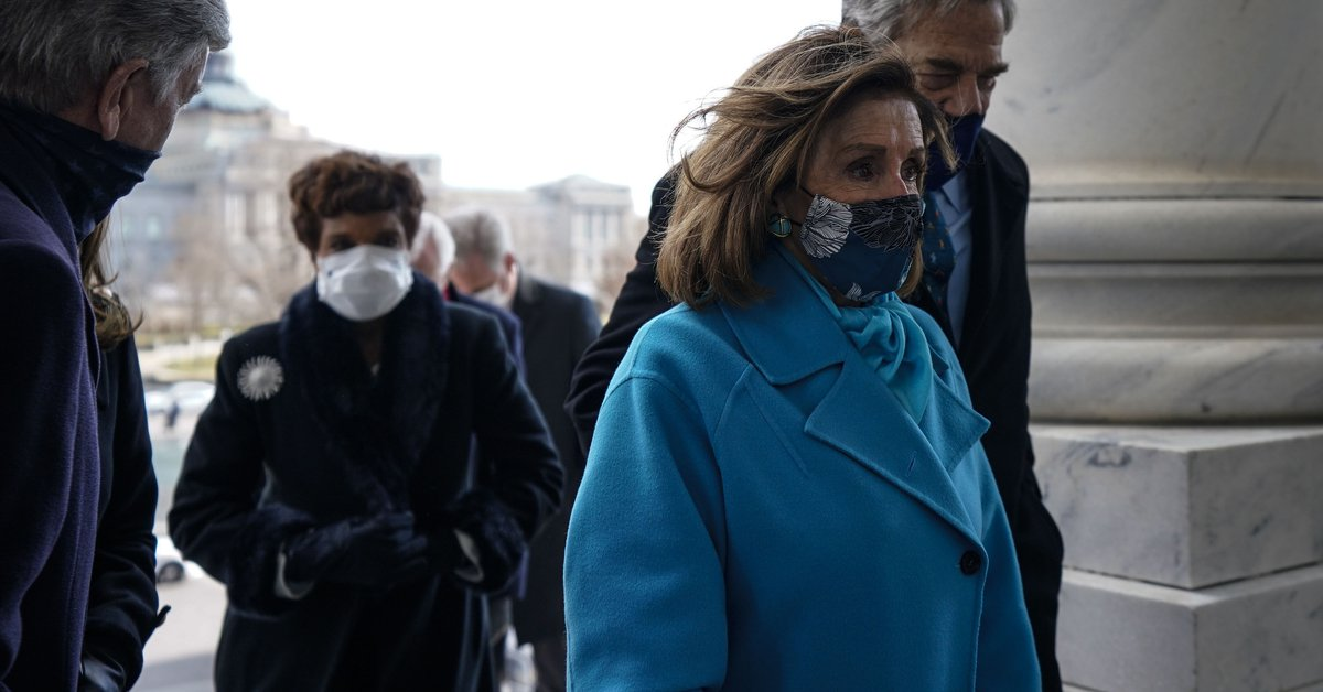 Pelosi affirms that several Congressmen