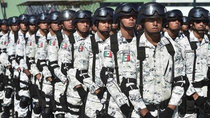 """Los policías no quieren ser militares y los militares tampoco quieren ser policías."""" fueron las palabras de Renato Sales, abogado y político  (Foto: Cuartoscuro)"""
