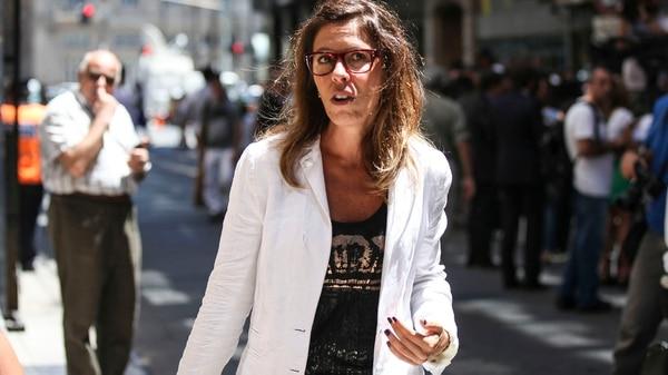 Laura Alonso, titular de la Oficina Anticorrupción (NA)
