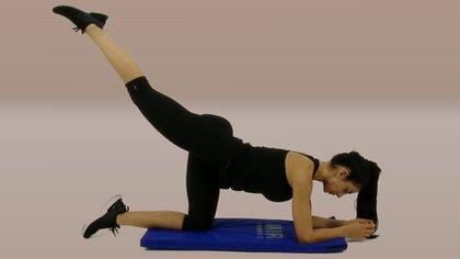 El estar en casa durante la cuarentena potenció el crecimiento de categorías como Fitness y Musculación