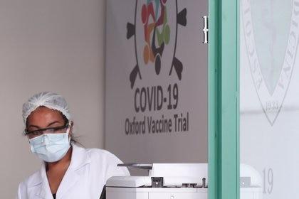 La estimación actual para la producción iría de 150 a 250 millones de vacunas. (Foto: Amanda Perobelli/Reuters)