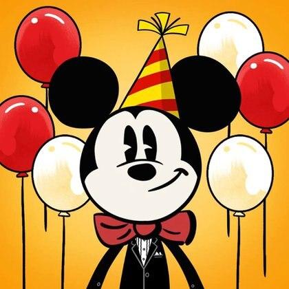 El Mickey de 2018, de festejo, cumpliendo sus esperados 90 años