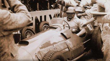 Froilán había arrancado en la F-1 con Maserati, pero en 1951 pasó a Ferrari. (Foto Ferrari)