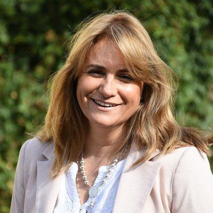 Érica Revilla, intendenta electa de General Arenales.