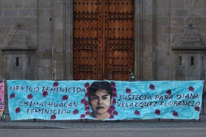 A tres años de su asesinato, su madre, Florencio, sigue esperando justicia y que las autoridades le digan el móvil del feminicidio (Foto: Cuartoscuro)