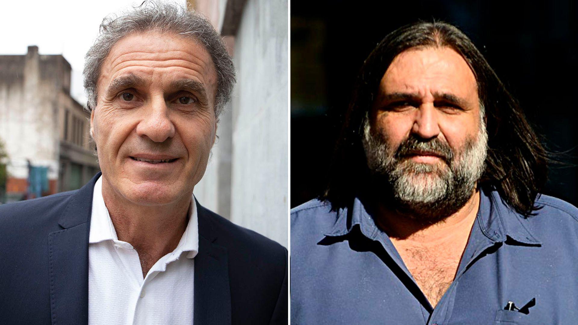 Partida - Oscar Ruggeri y Roberto Baradel