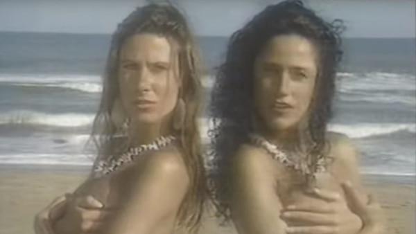 María Fernanda Callejón y Karen Reichardt revivieron su tapa de Playboy, 25 años después