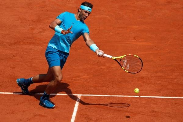 Rafael Nadal(REUTERS)