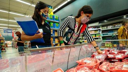 Otra señal del Gobierno: la secretaria de Comercio Interior, Paula Español, intervendrá en el control de las exportaciones de carne