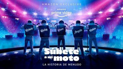 La serie narra la historia de la agrupación puertorriqueña desde la perspectiva del manager y creador de la agrupación, Edgardo Díaz