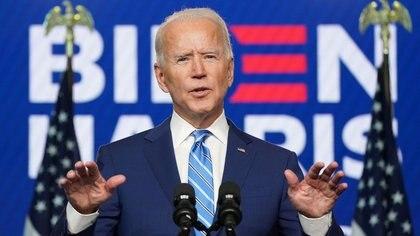 Joe Biden. Foto: REUTERS/Kevin Lamarque