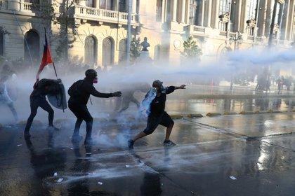 Disturbios en Chile. REUTERS/Ivan Alvarado