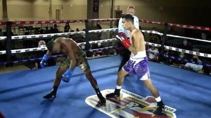 Melvin Lopez vs Yeison Vargas KO captura