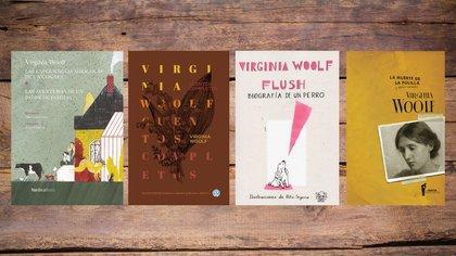 Virginia Woolf en la literatura
