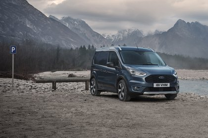 Imagen del Ford Transit Connect (Europa Press)