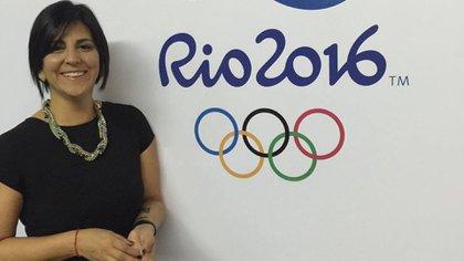María del Pilar Pereyra es una de las máxima referentes de la natación