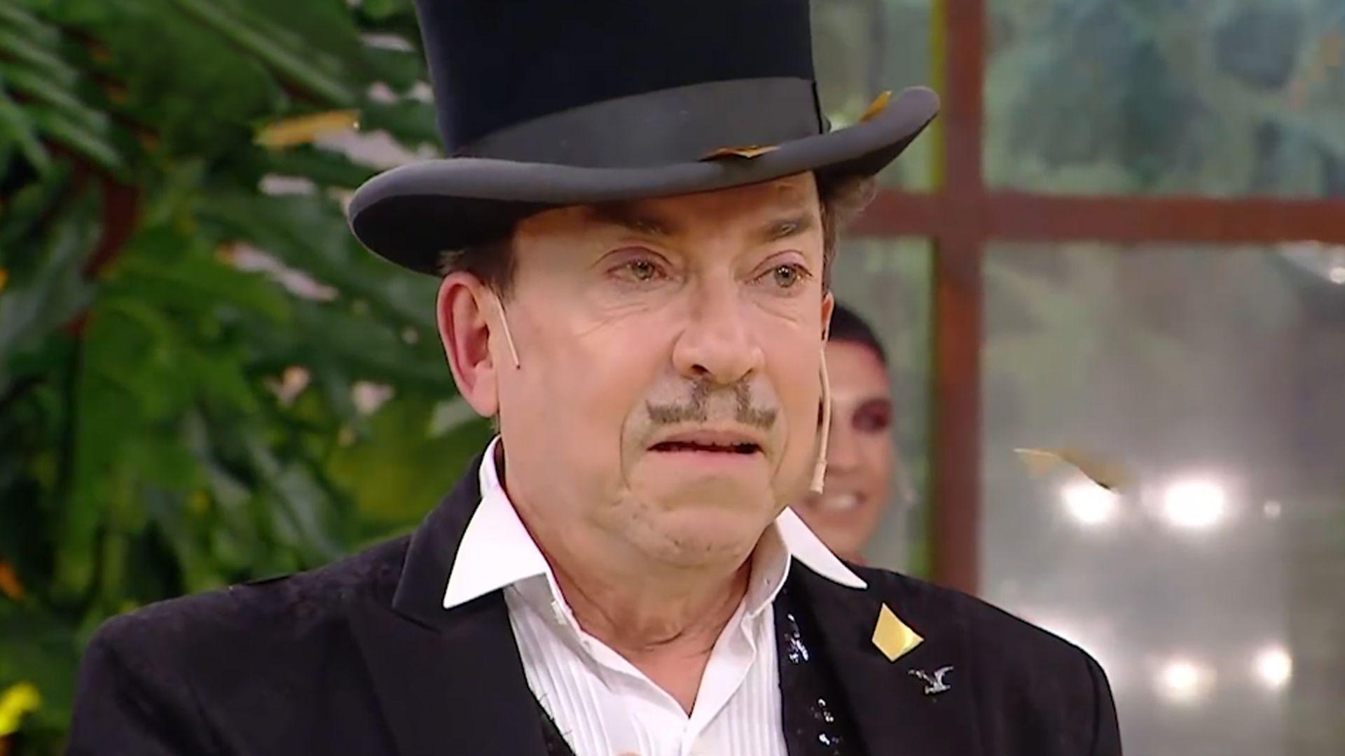 Aníbal Pachano es el campeón de Corte y Confección Famosos