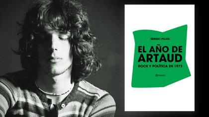 Luis Alberto Spinetta publicó Artaud en 1973