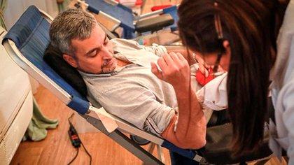 Mario Abdo, presidente de Paraguay, fue diagnosticado con dengue (Presidencia de Paraguay)