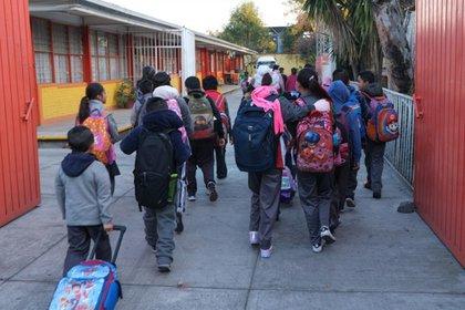 Más de 28 millones de alumnos de educación básica y media superior vieron afectados sus ciclos escolares por la pandemia de COVID-19 (Foto: Cuartoscuro)