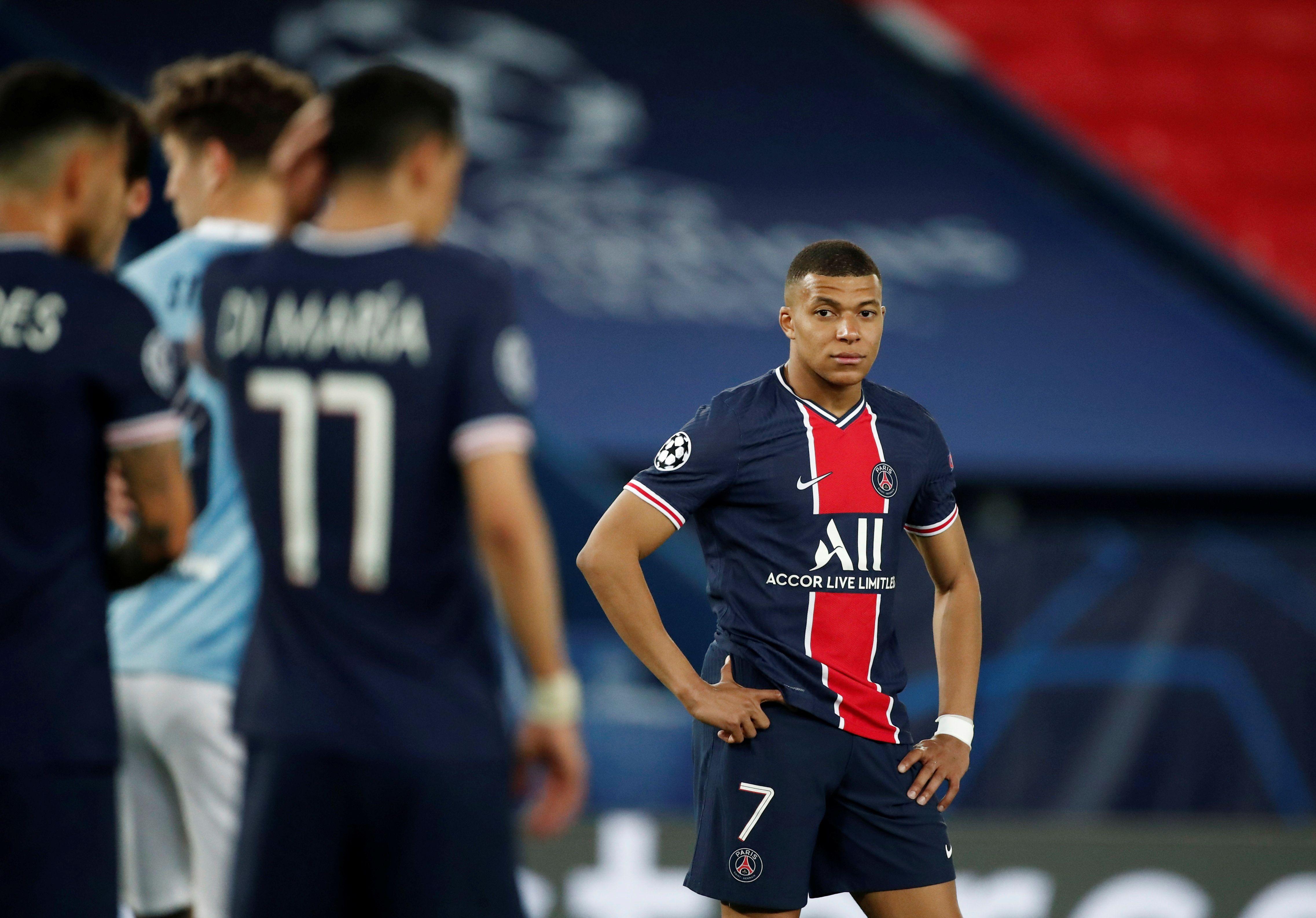 Kylian Mbappé es uno de los mejores jugadores el fútbol europeo en la actualidad (Reuters)