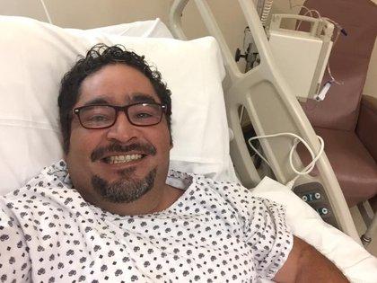 En noviembre del 2016 le diagnosticaron cáncer de uretra adenocarcinoma, contra el que luchó hasta el último instante de su vida esta madrugada. (Foto: Facebook de Marlon Show)