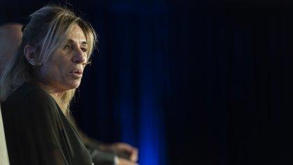Karen Vizental, vicepresidenta de Comunicaciones Corporativas y Sustentabilidad de Unilever Latinoamérica (Adrián Escandar)