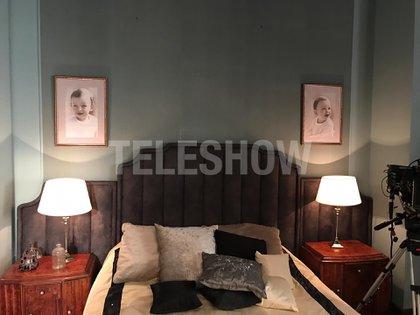 Las fotos de Pedro en la casa de la familia Ferreyra