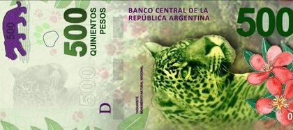 El Gobierno comprará 250 millones de billetes de 500 pesos