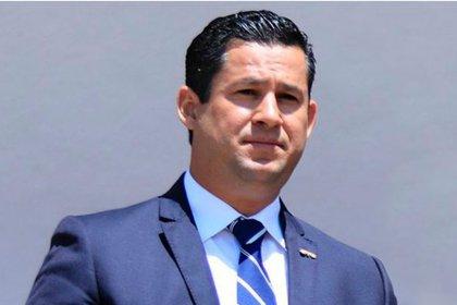 Diego Sinhue, gobernador de Guanajuato  (Foto: Cortesía Guanajuato)