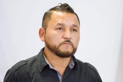 """Pedro Carrizales """"El Mijis"""", reconoció el dilema que presentan las órdenes de restricción para personas que """"viven al día"""" (FOTO: VICTORIA VALTIERRA /CUARTOSCURO.COM)"""