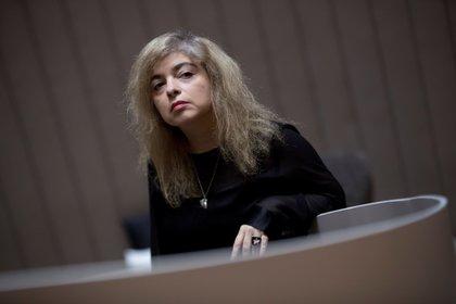En la imagen, la escritora argentina Mariana Enríquez (EFE/Marta Pérez/Archivo)