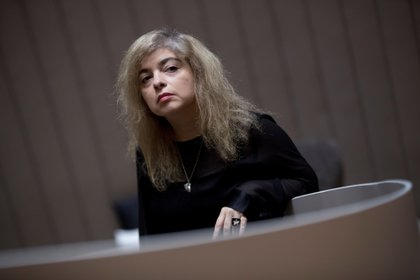 Mariana Enríquez. EFE/Marta Pérez/Archivo