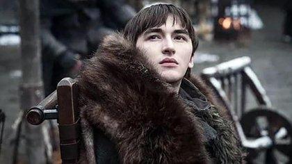 Bran Stark, es conocido como el cuervo de tres ojos y fue justamente él quien ocupó el trono (Foto: Archivo)